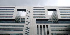 UBS Office complex, Make Architects, Broadgate, London (Winfried Scheuer) Tags: stainless angular precise modern