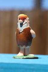 T.V. Tinykins - Barney Rubble ( Marx 1961 ) (Donald Deveau) Tags: flintstones barneyrubble hannabarbera tvshow 1960stv tinykins marx toys toyphotography vintagetoy