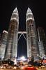 Petronas Towers (Theo Crazzolara) Tags: petronas towers menara twin kuala lumpur skyscraper malaysia asia malaysien asien petronastowers night lights nacht