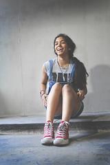 Fiorella Vicente (diegoreyna) Tags: girl happy photography color