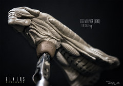 EGGMORPH25 (sith_fire30) Tags: alien aliens covenant defiance solaco nostromo lv426 neomorph xenomorph sculpture aves fixit sculpt studio sithfire30 giger ridley scott ripley colonial marines miniature