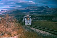 Copper Basin (espeeus) Tags: copper basin railroad trains arizona mountains scenery emd