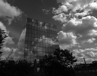 Clouds and windows