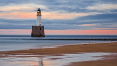 Rattray Head Lighthouse.jpg (___INFINITY___) Tags: 2017 6d beach lighthouse rattrayheadlighthouse blue canon coast coastline darrenwright dazza1040 eos infinity light longexposure sand scotland sea seascape sky sunset uk firecrest 10 stop hitech nd