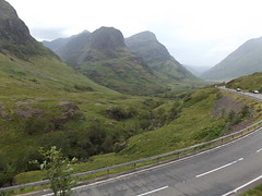 The Pass of Glencoe, Highland, Scotland, 22 July 2017 (AndrewDixon2812) Tags: glencoe scotland highland scottish pass bideannambian road threesisters beinnfhada aonachdubh gearraonach