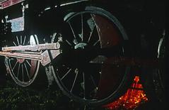 SPARKS (dayvmac) Tags: stem locomotive sri lanka steam railway railroad kandy trains nightphotography