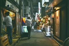 二階入口 (ajpscs) Tags: ajpscs japan nippon 日本 japanese 東京 tokyo city ニコン nikon d750 tokyostreetphotography streetphotography street nightview nightshot nightphotography dayfadesandnightcomesalive shitamachi tokyonight citylights tokyoinsomnia urbannight alley people othersideoftokyo strangers afterdark walksoflife nightintokyo 二階入り口