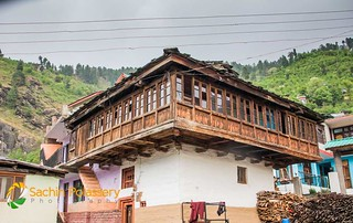 Traditional Manali House