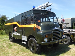 """Bedford RL HZ """"Green Goddess"""" (1956-57) (andreboeni) Tags: classic car automobile cars automobiles voitures autos automobili classique voiture rétro retro auto oldtimer klassik classica classico bedford rl rlhz fire fireengine emergency vehicle military greengoddess selfpropelledpump truck lorry trucks lorries"""