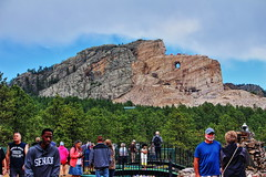 Crazy Horse Memorial (Albert Jafar) Tags: crazyhorsememorial crazyhorse blackhills monument outdoor southdakota photographerswharf ngc worldtrekker
