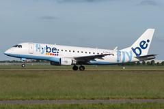 FlyBe / ERJ170 / G-FBJC / EHAM 36L (_Wouter Cooremans) Tags: eham ams amsterdam amsterdamschipholairport amsterdamschiphol schiphol spotting spotter avgeek aviation airplanespotting flybe erj170 gfbjc 36l