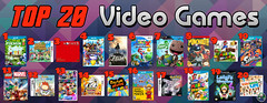 Top 20 Video Games (Luigi Fan) Tags: top 10 nintendo video games pikmin 3 animal crossing new leaf mother super smash bros wii u zelda breath wild mario galaxy 2 little big planet punchout 3d land splatoon lego marvel superheroes scribblenauts kart 8 deluxe rhythm heaven megamix maker pokemon sun pearl world luigis mansion tomodachi life