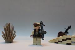 Afrika Korps (Laygoe.Dood) Tags: lego legomilitary wwii afrikakorps gibrick brickarms moc military