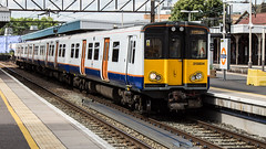 315804 (JOHN BRACE) Tags: 1980 brel york built class 315 electric unit 315804 seen hackney downs london overground livery