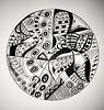 Zendala (eugenia.olesen) Tags: zendala doodle