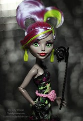 Moanica D'Kay (thedollydreamer) Tags: monsterhigh doll moanicadkay zombie mattel welcometomonsterhigh danceparty thedollydreamer bridgetdellaero