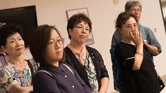 DSC08910 (Goucher College) Tags: johnfranklingoucher korean koreandelegation marilynwarshawsky methodist