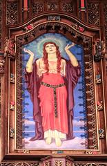 Saint Mary Magdalene (Lawrence OP) Tags: magdalene saints marymagdalene saltlakecity utah catholic cathedral reredos themadeleine
