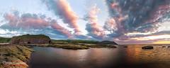 New Aberdour (DC-Studio) Tags: panorama newaberdour aberdeenshire haida landscape manfrotto tamron bracketing seascape beach sea scotland d610 hdr nd1000 nikon nisi long exposure sunset 2470