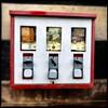 Kaugummiautomat III (DaWernRulez) Tags: hipstamatic einbeck kaugummiautomat chewinggum