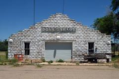 Don's Garage (Patinagal) Tags: relic decay garage automotive vintage rust facade