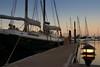 Gas Light (simonrumi) Tags: dock sunrise sunset water gas light gaslight
