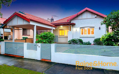 26 Murralong Av, Five Dock NSW 2046