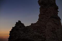 La Torre Spezzata Scala 'e Sali (trnk28 [mk-II]) Tags: sucrastubiancu canon6d canoneos6d eos6d sunset sea beach tramonto spiaggia mare scogliere faraglioni sardegna sardinia italia italy sanvero sanveromilis oristano 50mm 50mmf14 tower torre spezzata scalaesali