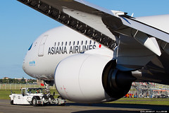 Asiana Airlines Airbus A350-900 cn 117 HL8079 (Clément Alloing - CAphotography) Tags: asiana airlines airbus a350900 cn 117 hl8079