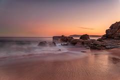 Feelin' it  DSC_7307 (BlueberryAsh) Tags: cadillaccanyon panhandles phillipisland sunset water sand australianseascape seascape ocean nikond750 nikon24120 ndfilter longexposure