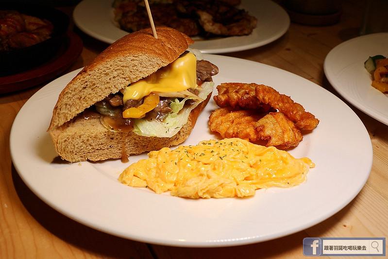 東區史丹貓美式餐廳漢堡40