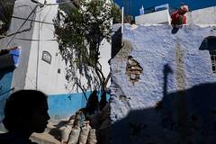 Chefchaouen, Morocco (Miguel M.A.S.) Tags: 1855mm 2017 miguelmas chaouen fuji marruecos street xt10