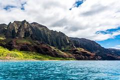 Western Coastline (Macro Focus) Tags: napali coast kauai hawaii