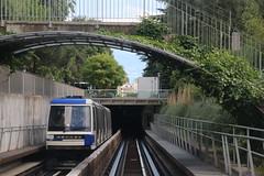 2017-07-12, Lausanne, Délices (Fototak) Tags: métro subway ubahn tl lausanne switzerland lignem2 243 alstom