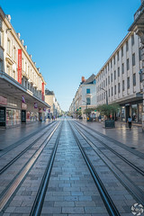 Street (PaaulDvD) Tags: tours loire loirevalley centre valdeloire outdoor colors blue city