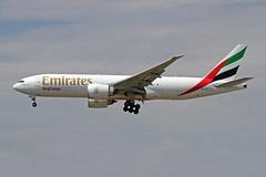 A6-EFJ EDDF 15-06-2017 (Burmarrad) Tags: airline emirates skycargo aircraft boeing 777f1h registration a6efj cn 35610 eddf 15062017
