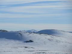 Knolls amid snow fields, Middle Atlas near Azrou, Morocco (Paul McClure DC) Tags: middleatlas morocco jan2017 almaghrib ifrane azrou mountains winter scenery snow northafrica