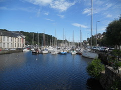 une vue sur le port de Morlaix Bretagne ! (jeanpierrefrey) Tags: port bateaux morlaix bretagne finistère