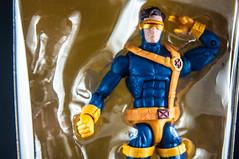 No Warlock Parts (misterperturbed) Tags: hasbro marvel marvellegends xmen cyclops jimlee
