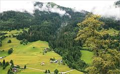 La vallée à Hauteluce, Savoie, Alpes, France (claude lina) Tags: claudelina france rhônealpes alpes savoie hauteluce beaufortin landscape