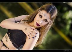 Dalia - 5/8 (Pogdorica) Tags: modelo sesion retrato posado rio alberche bikini chica sexy
