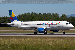 LY-SPF (Joel@BSL) Tags: a320 airbus airbusa320 smallplanet smallplanetairlines small planet basel mulhouse euroairport eap bsl mlh suisse france
