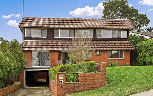 33 Sarah Cr, Baulkham Hills NSW 2153