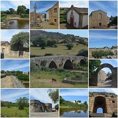 Idanha-a-Nova III (Pedro Nuno Caetano) Tags: fdsflickrtoys portugal idanhaanova idanhaavelha journey mosaic