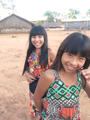 Aldeia Piyulaga #waurá #Xingu (LuizMotta) Tags: waurá xingu