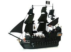 Lego black pearl (LEGOMAN / JUNE) Tags: