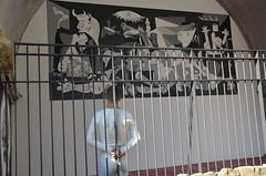 Gernika muralaren inaugurazioa