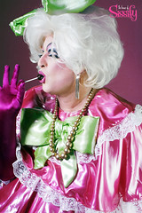 Ooooo Lolly Lollipop (queerina) Tags: sissy sissify effeminacy mincer mincing camp flamer limpwristed queer dragqueen fag fairy effeminate poofter poof frock flaming