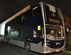 AT Metro Enviro500 #5007 (CR1 Ford LTD) Tags: double deckers adl alexander dennis buses bus metrolink metro depot auckland onehunga transport omnibus enviro500