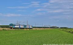 ALn663 1001 + 1004 (MattiaDeambrogio) Tags: treno treni train trains aln663 1001 1004 vespolate